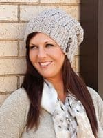 Modish Crochet Hats Pattern Book Annies 871425 DISCONTINUED